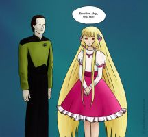 Data solves Chobits mystery by pralinkova-princezna