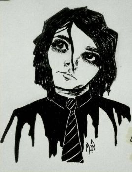 Revenge!Gerard by another-reject