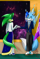 CE: May I Have This Dance? by AbbieGoth