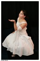 Bride: Pixie Dust by Della-Stock