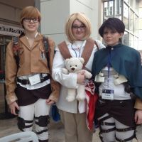 me and snk ppl by lisabean
