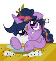 Pancake Misses Her Tree by TheCheeseburger