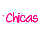 Texto png de Chicas by RocyEditions