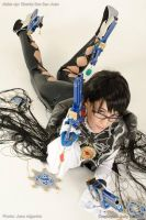 Bayonetta 2 cosplay - Do you want to play with me? by JudyHelsing