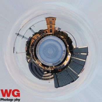 River Clyde 360 by Zer0Gfx