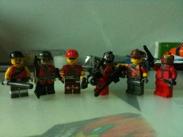 Lego Team Fortress 2 - UPDATE by Sovereign64