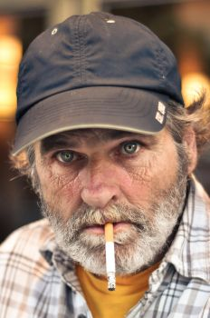 Schizophrenic Hobo by asianpride7625