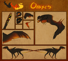 Oraxes by Maara-G