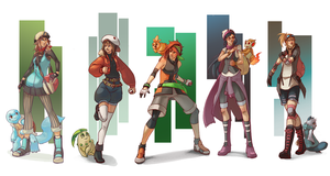 Region Trainers by Rozen-Clowd