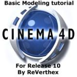 C4D modeling tut by ReVerthex