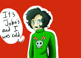 This isn't my jumper by TheSpoonIsMightier
