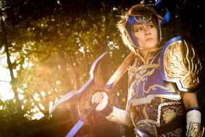 DW8 - Yue Jin by roadscream