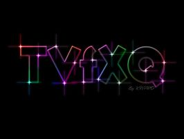 TVfXQ - Happy 8th Anniversary by KNPRO