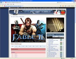 Fable II Help by WolfDragonGod