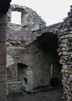 castle ruins1-stock by 6lell9-stock