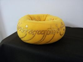 Handmade Lord of the Rings The One Ring Sauron by RbitencourtUSA