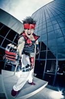 PMX2011 - Sol Badguy by MikeRollerson