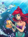 The Little Mermaid by Flipsi