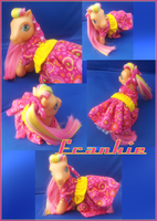 Frankie a Retro Custom MLP by RevRuby