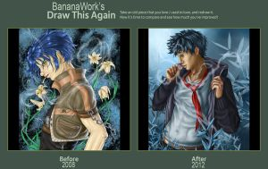 Draw This Again-BananaWork2 by BananaWork