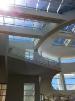 More of inside Getty by yumisy111