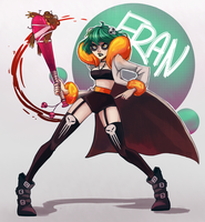 Franny by TrololhAnime