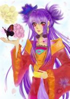 +ButterFlY HiMe+ by Shakuya