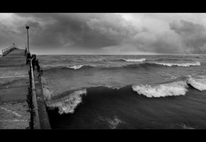 a storm this way comes by BillyRWebb