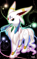 Lord of Eevee-Celesteon by Effier-sxy