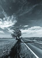 Road to York by davepphotographer