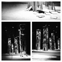 Metropolis, a million little pieces #3: museums by d-s-foto