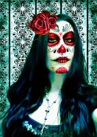 Day of the dead II by silcuper