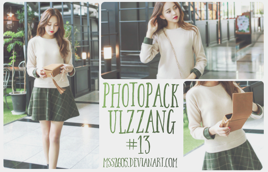 Photopack Ulzzang #13 by MSS2605