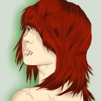 RedHair by xolao