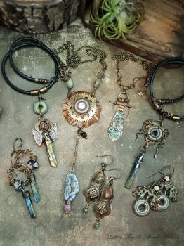 Art Jewelry Collection by LuthienThye