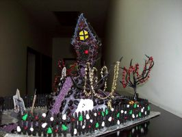NBC Gingerbread House Take 4 by beckyCHOKE