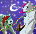 Happy New Year,Ostrik by PrincessShewolf