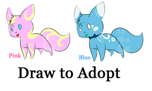 [OPEN] Draw to Adopt by Uluri