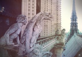 Le Temps des Cathedrales by Ariane-S