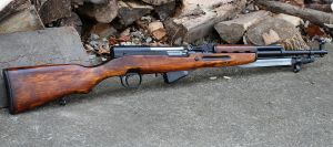 Russian SKS by PLutonius
