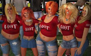 Bachelorette Party by samster2