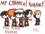MCR: The Black Parade by evilpeguinlord