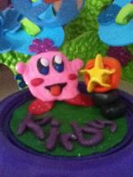 kirby imagination dome by Waterbender1996