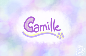 Camille| my name!~ by rosethorncams14