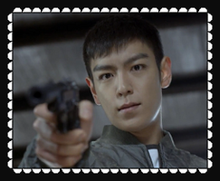 The Commitment Myunghoon Fan Stamp 3 by MorkelebTheDragon