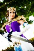 princess zelda by abbottw