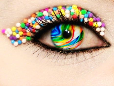 Eye Candy by RooCouture