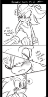 Sonadow: Talk to me~ (pt.2) by AmeUchikina-Chan