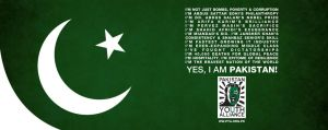 I am Pakistan!!! by kr8v
