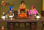 Happpy Thanksgiving from Lola Family by SuperTito